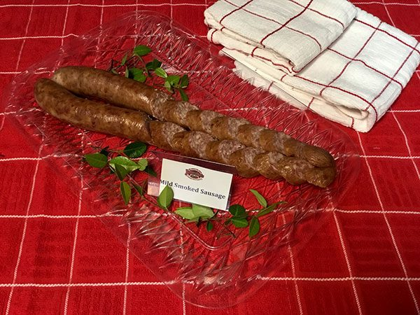 Johnston's Mild Smoked Sausage