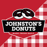 Logo - Johnston's Donuts - Made Fresh Daily