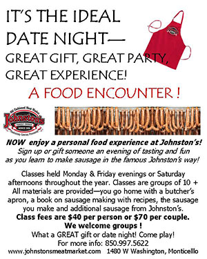 The Ideal Date Night - Sausage Making Classes