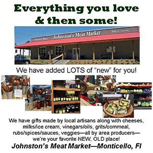 Everything You Love and Then Some. We've added lots of New for You at Johnston's Meat Market